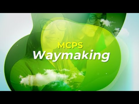 Gilly Cannon Featured on MCPS Waymakers Series