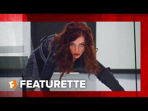 Black Widow Featurette - National Superhero Day (2021) | Movieclips Trailers