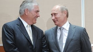 How Connected Is Rex Tillerson to Russia?
