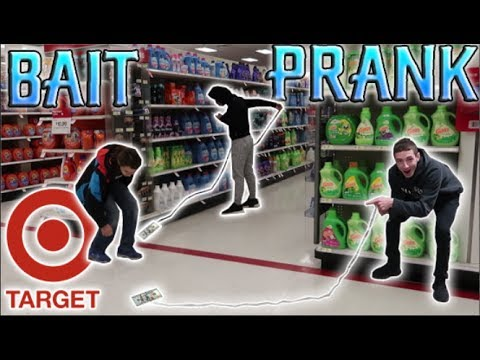 MONEY BAIT PRANK IN PUBLIC! (KICKED OUT)
