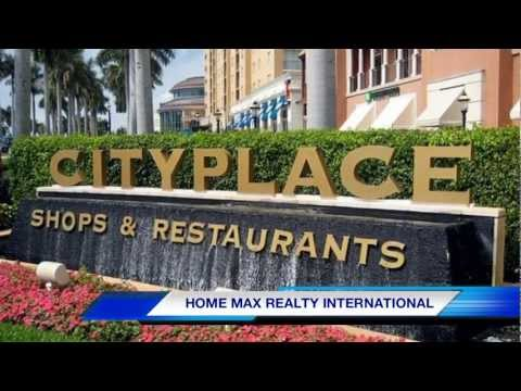 CITYPLACE WEST PALM BEACH CONDOS FOR SALE