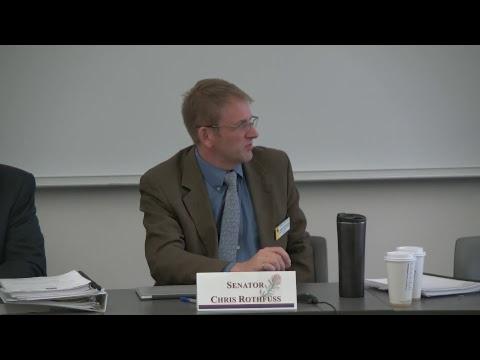 Wyoming Legislative Select Committee on School Facilities 2018 Interim Committee