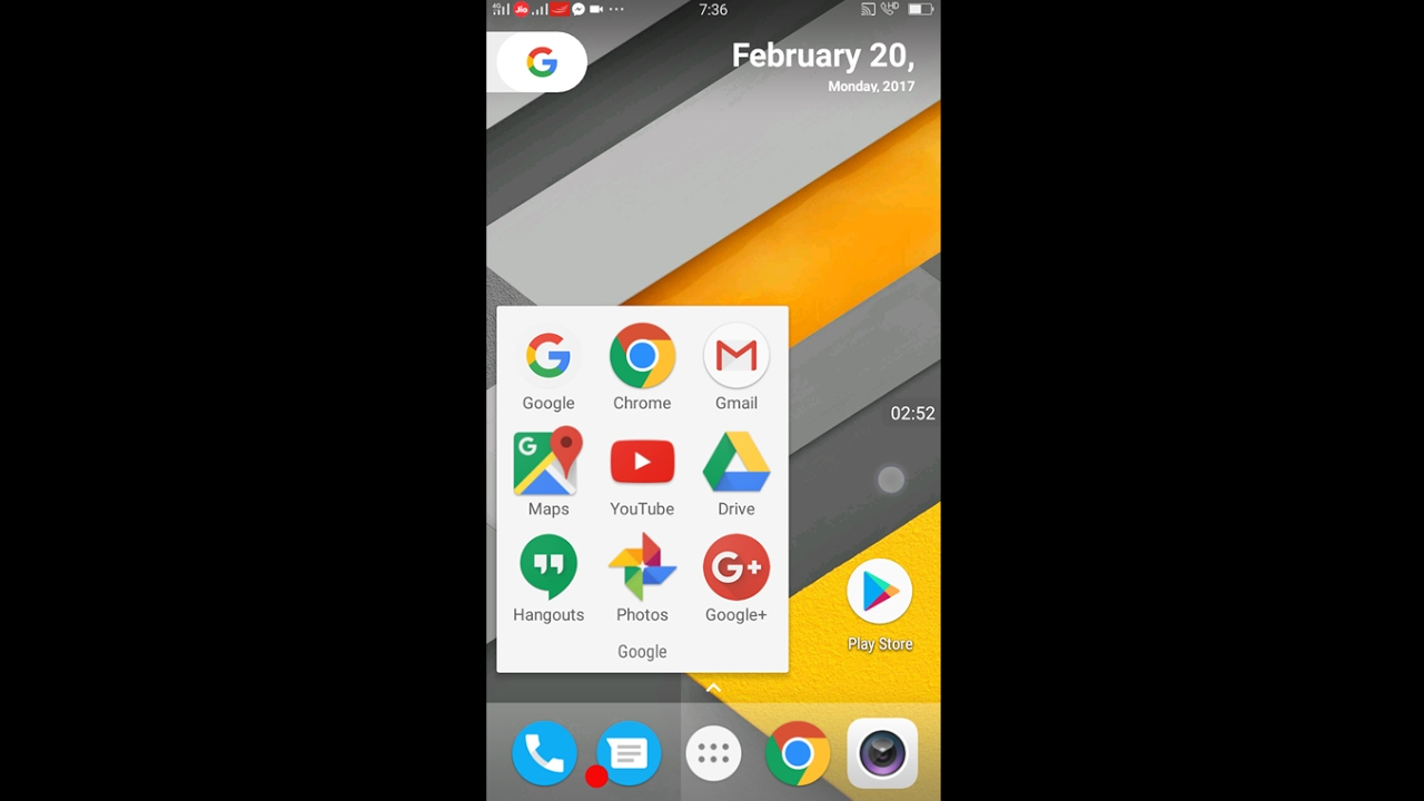 Install N Launcher Default Android 7.0 Nought for Honor 6X ...