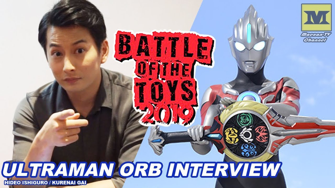 Ultraman Orb Interview Pertanyaan Fans Battle Of The