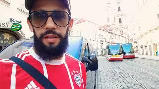 ???? ?? ???? ???? ??????..une visite a Prague République tchèque