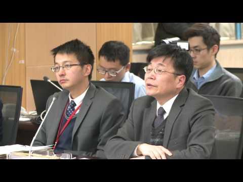 2017年02月13日行政院林全院長出席「106年禽流感中央災害應變中心第1次會議」