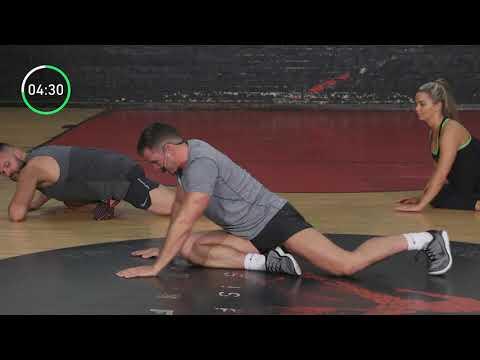 SH1FT - Hip & Glute Stretch On FitnessOnDemand™