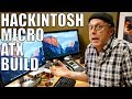 HACKINTOSH build and review of Cooler Master Silencio 352 microATX case