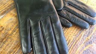 2601 Shust Gloves(Женские кожаные перчатки. Оптовая продажа на сайте shust.com.ua Утеплитель: Шерстяная подкладка. Материал: Натур..., 2016-07-09T11:38:27.000Z)