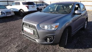 Выбираем б\у авто Mitsubishi ASX (бюджет 800-850тр)