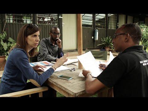 Travailler pour le CICR : manager des ressources humaines