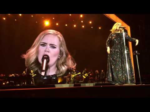 Sweetest Devotion - Adele live in Italy @ Arena di Verona