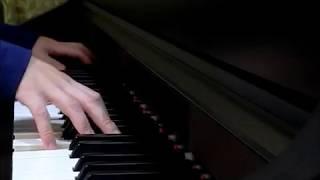 【魔法使いの嫁 OP 】Here サビのみ(Piano Cover)