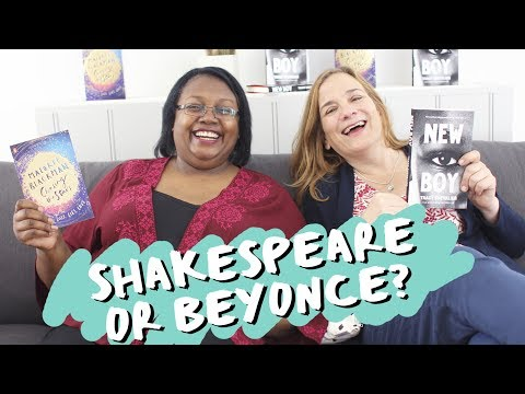 Is it Shakespeare or Beyonce? 😅 With Malorie Blackman and Tracy Chevalier!