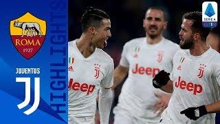 Roma 1-2 Juventus | Demiral e Ronaldo rendono i Bianconeri Campioni D'Inverno | Serie A TIM