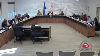 Town of Drumheller Council Committee Meeting April 8, 2019