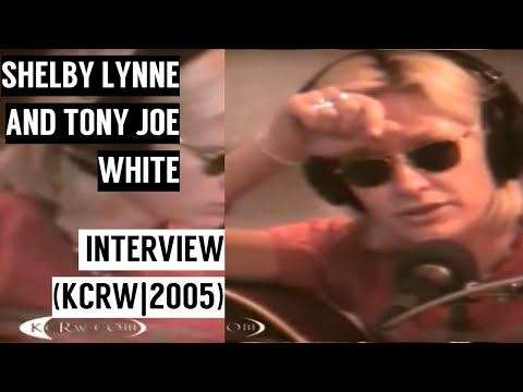 Shelby Lynne Interview [ ⓀⒸⓇⓌ | 2005 ]