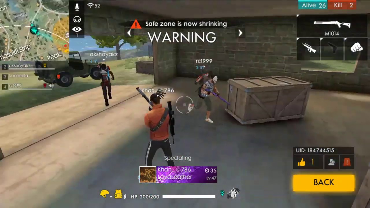 Free Fire Funny 30 Seconds Only Youtube