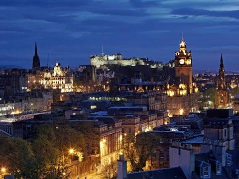 Million Mask March-Edinburgh-Holyrood Chaos Part-3