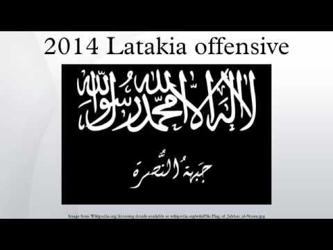 2014 Latakia offensive