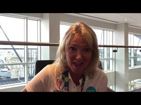 Tom's Legacy - An Organ Donor Hero | Lisa's Story (World Transplant Games)