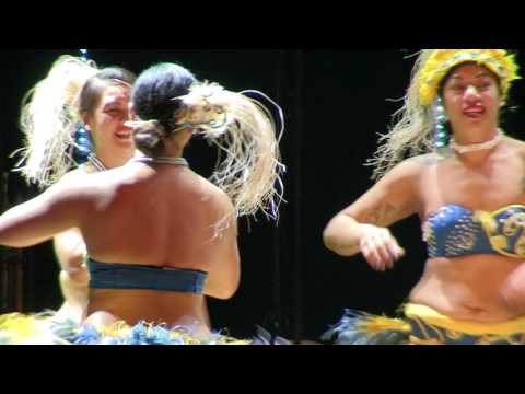 Cook Islands Feature - Rhythm & Culture (Live Video at Congress 2016)