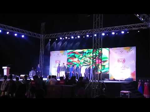 Ramp Walk Annual Day Celebration- 2018《S.T Peters Engineering college》(part~3)