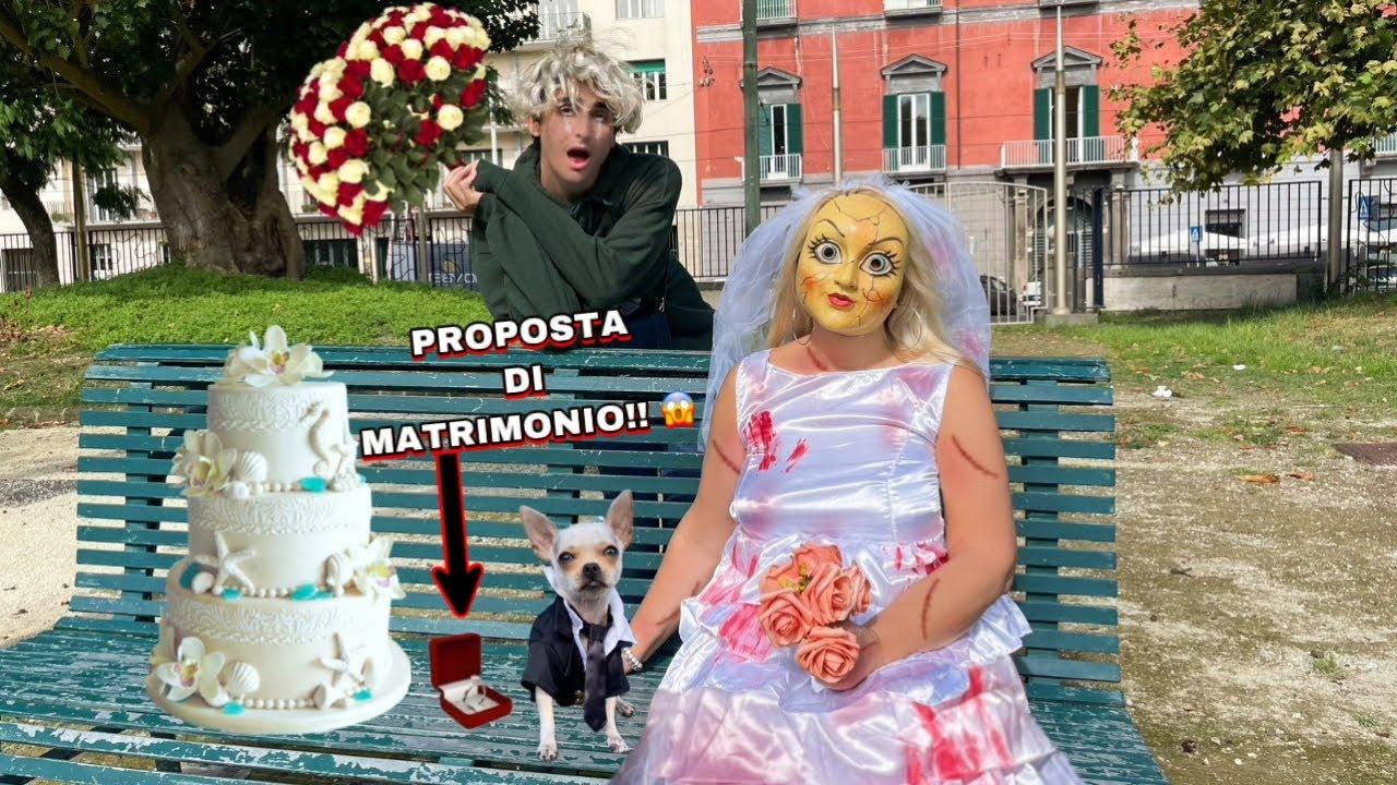 UNA SPOSA STRANA VUOLE SPOSARE IL NOSTRO CAGNOLINO!! *prepariamo il matrimonio*