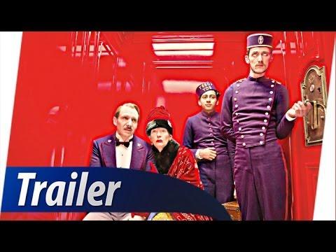 The Grand Budapest Hotel Trailer Deutsch