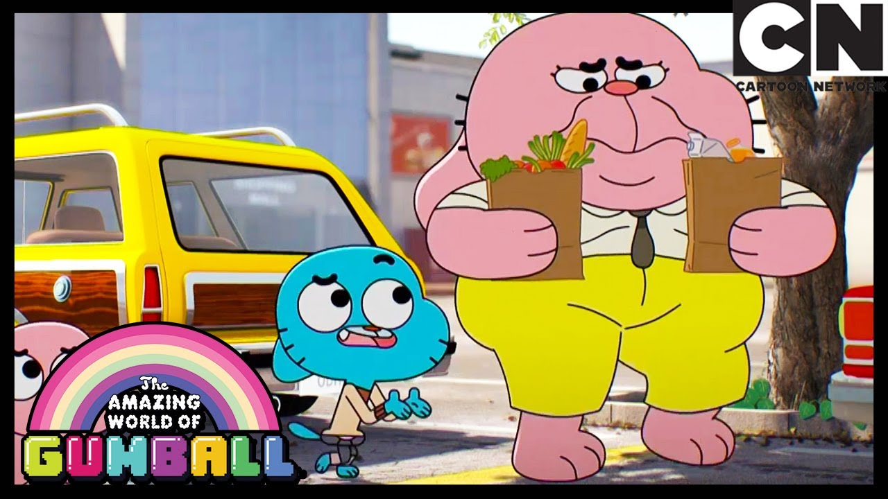 Richard Still Gets Bullied | The Cycle | Gumball | Cartoon Network