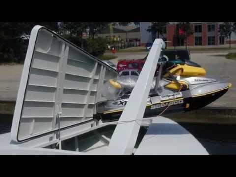 Hydromar deck cranes