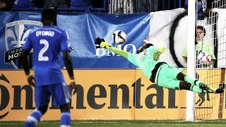 SAVES ON SAVES: Andre Blake with a Superman effort vs. the Revs