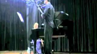 TANSMAN BASSOON SONATINE - Alexandre Silvério, bassoon / Olga Kopylova, piano