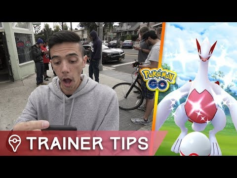 Download Youtube: FIRST EVER SHINY LEGENDARY!! SHINY LUGIA CAUGHT IN POKÉMON GO!