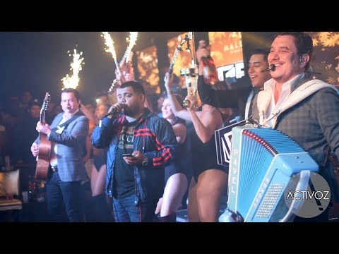 Alegres Del Barranco Ft. Legado 7 - La Muerte Del Comandante (En Vivo desde Malecon Nightclub)