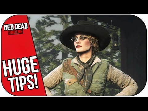 Top 20 Helpful Collector Tips You MUST KNOW! (Red Dead Online Frontier Pursuits DLC)