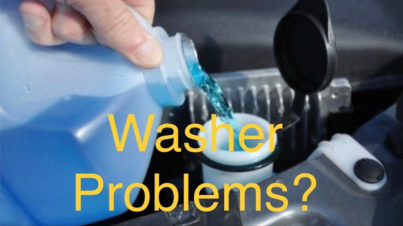 2015 Ford Taurus Windshield Washer Not Working   How To Fix Broken Pump  U0026 Fuse