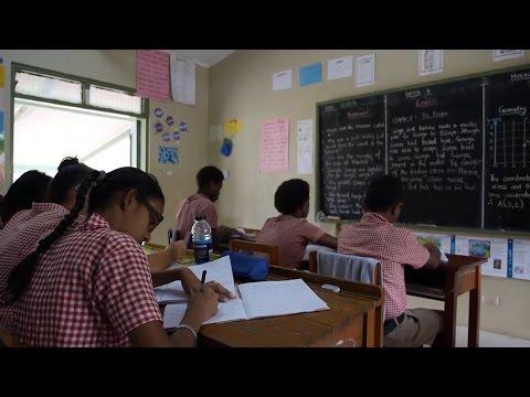 Special Education Volunteering in Fiji