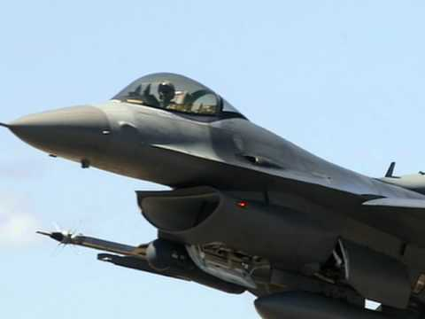 7 June Report - F-16 Aircraft Accident