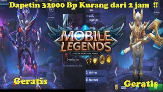 Cara Cepat Dapetin 32000 Battle Point di Mobile Legends- Mobile Legend Indonesia