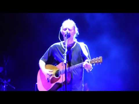 "Radiohead ACL Austin 10/7/16 ""Fake Plastic Trees"" plus intro Center Rail HD tour finale"