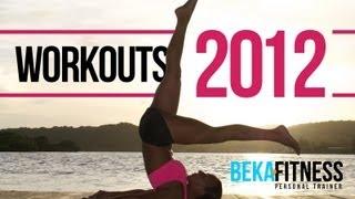 bekafitness 2012 all workout routines