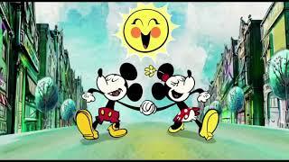 Микки Маус   Очаровательная пара