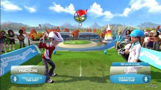 Kinect Sports Season 2: Golf - Hole in One [HD]!!!!