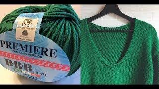 Пряжа 100% меринос для ручного вязания.Обзор Итальянской пряжи ввв примьер филати