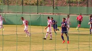 Highlights friendly match FC Südtirol - All Japan Univ. F.T. 3-3