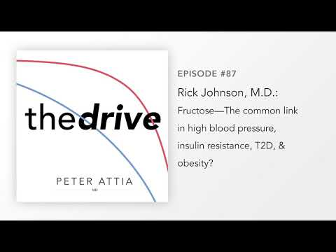 #87—Rick Johnson, MD: Fructose—the common link in hypertension, insulin resistance, T2D, & obesity?
