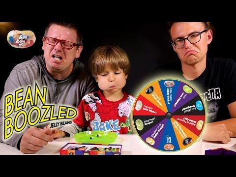 😝 Bean Boozled Challenge Fun 😲