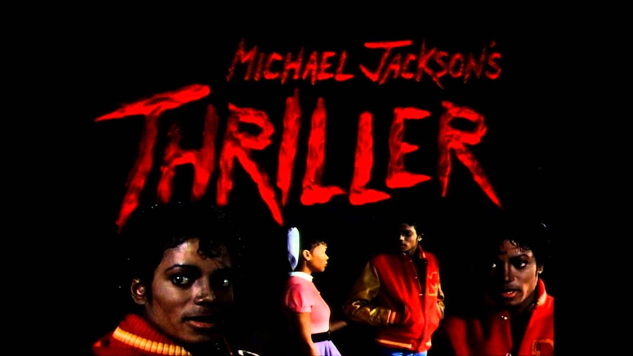Michael Jackson - Thriller (Instrumental Dance Mix) - YouTube