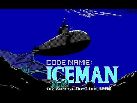 "Codename: ICEMAN (PC/DOS) ""Longplay"" 1990, Sierra On-Line (100% Score)"